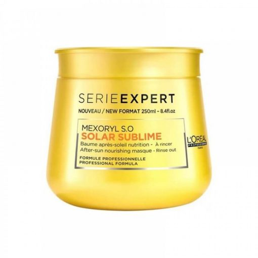 L'Oreal Serie Expert Solar Sublime, L'Oreal Serie Expert, L'Oreal, Μαλλιά, Μάσκες Μαλλιών