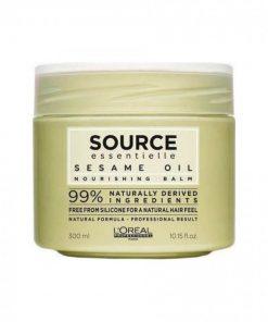 L'Oreal Source Essentielle Huile de Sesame Balm, L'Oreal Source Essentielle, L'Oreal, Μαλλιά, Μάσκες Μαλλιών