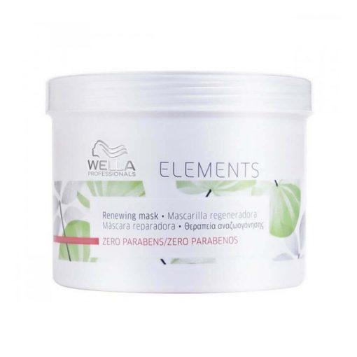 Wella Elements Renewing Mask, Wella Elements, Wella, Θεραπείες, Μαλλιά, Μάσκες Μαλλιών