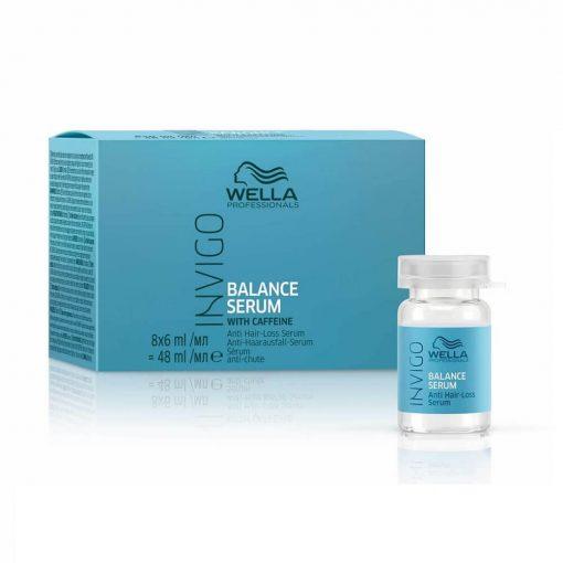 Wella Invigo Balance Anti Hair-Loss Serum, Wella Invigo Balance Serum, Wella Invigo, Wella, Μαλλιά, Θεραπείες