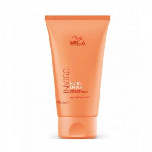 Wella Invigo Nutri-Enrich Warming Express Mask, Wella Invigo Nutri-Enrich, Wella Invigo, Wella, Θεραπείες, Μαλλιά, Μάσκες Μαλλιών
