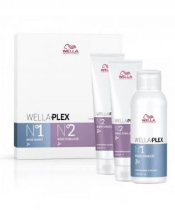 Wella WELLAPLEX Travel Kit No1 100ml and No2,Wella WELLAPLEX, Wella, Μαλλιά, Θεραπείες