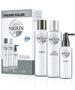 Wella Nioxin Kit 1, Wella Nioxin, Wella, Μαλλιά, Θεραπείες