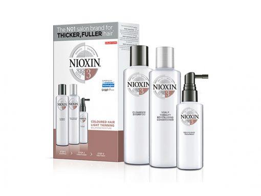 Wella Nioxin Kit 3, Wella Nioxin, Wella, Μαλλιά, Θεραπείες