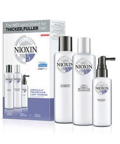 Wella Nioxin Kit 5, Wella Nioxin, Wela, Μαλλιά, Θεραπείες