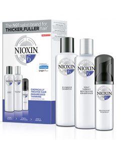 Wella Nioxin Kit 6, Wella Nioxin, Wella, Μαλλιά, Θεραπείες