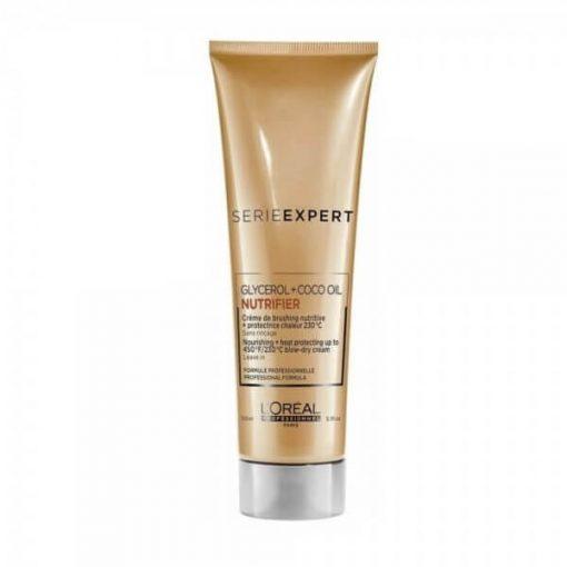 L'Oreal Serie Expert Nutrifier Cream, L'Oreal Serie Expert, L'Oreal, Μαλλιά, Μάσκες Μαλλιών, L'Oreal Serie Expert Nutrifier