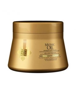 L'Oreal Mythic Oil Mask Normal to Thin Hair, L'Oreal Mythic Oil, L'Oreal. Μάσκες Μαλλιών, Μαλλιά