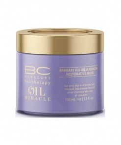 Schwarzkopf Bc Bonacure Oil Miracle Barbary Fig Oil and Keratin Restorative Mask, Schwarzkopf Bc Bonacure Oil Miracle, Schwarzkopf Bc Bonacure, Schwarzkopf, Μαλλιά, Θεραπείες, Μάσκες Μαλλιών