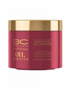 Schwarzkopf Bc Oil Miracle Brazilnut Oil Pulp Treatment Mask,Schwarzkopf Bc Oil Miracle,Schwarzkopf , Μαλλιά, Θεραπείες, Μάσκες Μαλλιών