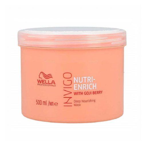 Wella Invigo Nutri-Enrich Deep Nourishing Mask, Wella Invigo Nutri-Enrich, Wella Invigo, Wella, Μαλλιά, Μάσκες Μαλλιών, Θεραπείες