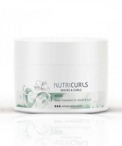 Wella NutriCurls Waves & Curls Mask, Wella NutriCurls, Wella, Μαλλιά, Θεραπείες, Μάσκες Μαλλιών