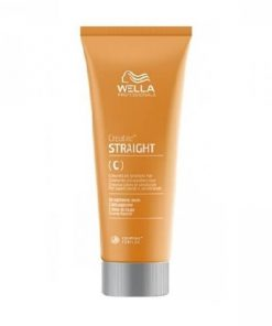 Wella Creatine+ Staight - Straightening Cream for Coloured and Sensitized Hair, Wella Creatine+ Staight, Wella, Styling, Μαλλιά