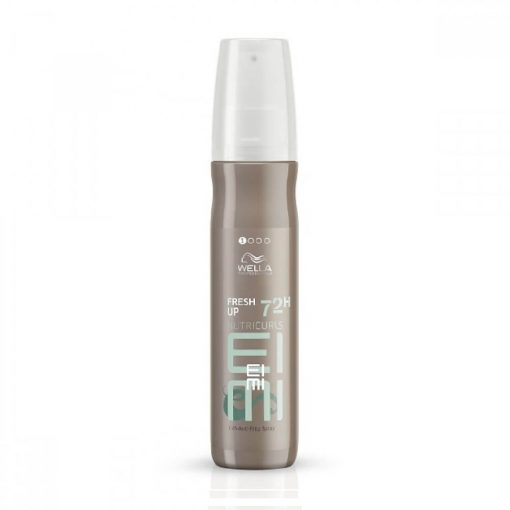 Wella EIMI NUTRICURLS FRESH UP 72h Anti-Frizz Spray, Wella EIMI NUTRICURLS, Wella Eimi, Wella, Μαλλιά, Styling